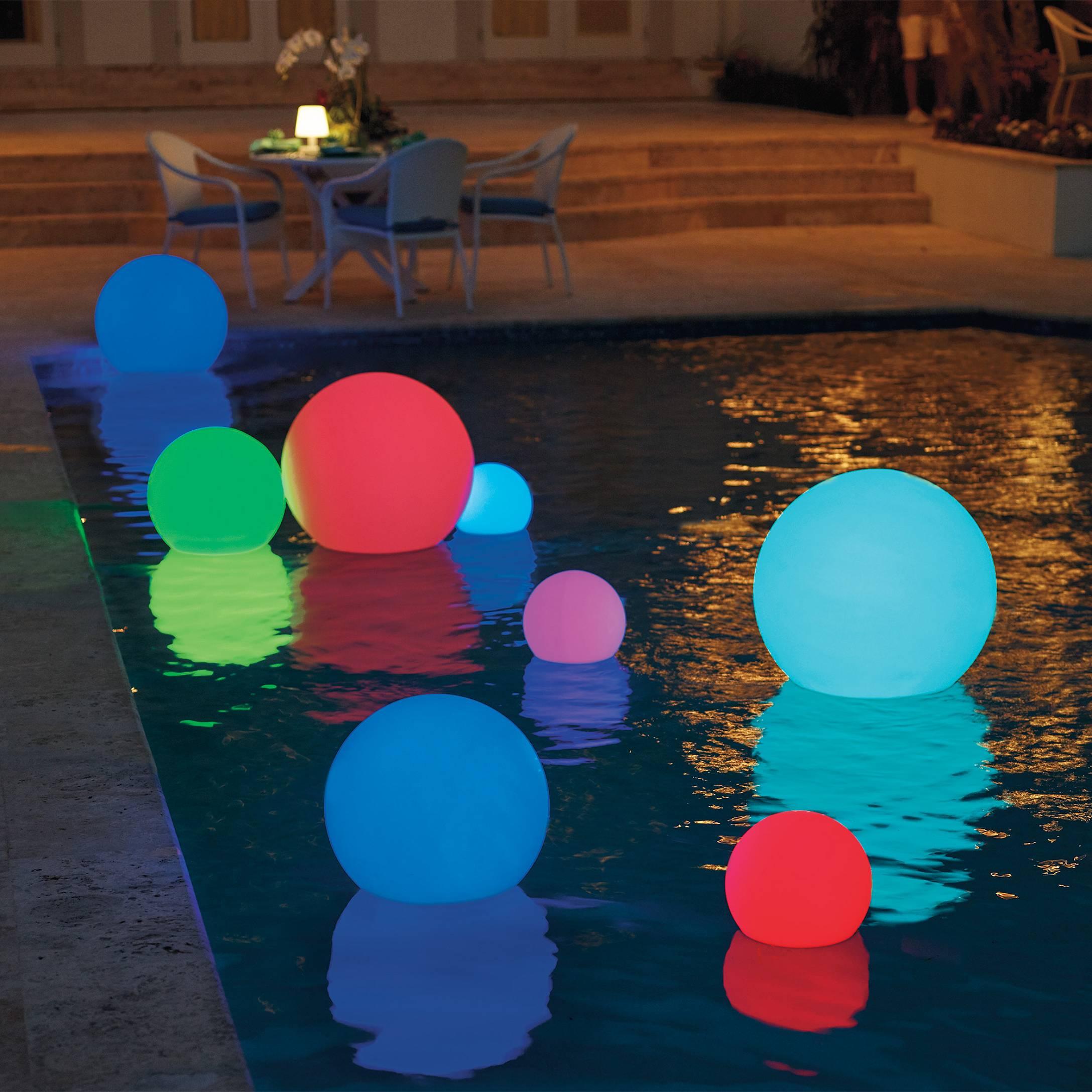 Led Globe Balls